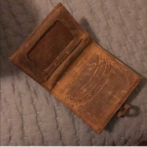 Love 41 Bags - Love 41 Bifold Leather Wallet